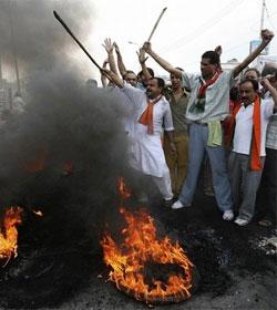 India: más de cuatro mil casos de violencia contra cristianos en el 2013