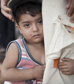 Más de 11.000 niños han fallecido en la guerra civil siria