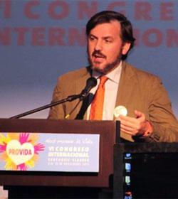 Ignacio Arsuaga: el fin de la batalla por la vida y la familia es defender y comunicar la verdad