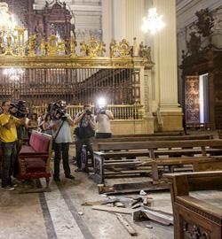 Los terroristas anarquistas que atentaron contra el Pilar eran un grupo «extremadamente peligroso»