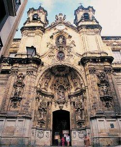 La Basílica de Santa María de San Sebastián acogerá una exposición de más de cien Biblias de los cinco continentes