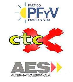 La coalición PFyV, CTC y AES cree que no hay nada que celebrar con la reforma de la ley del aborto
