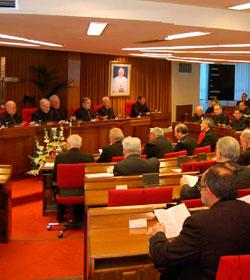 Los obispos españoles analizan las heridas del terrorismo, la unidad nacional y las leyes injustas contra la familia