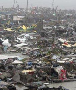 Cáritas Asia sobre la situación en Filipinas: «Ha sido como un tsunami»