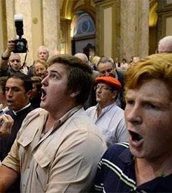 Argentina: Católicos y judíos reafirman su hermandad tras el boicot en la catedral