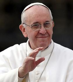El Papa llama apostasía al espíritu del «progresismo adolescente» que negocia los valores y la fe