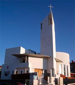 Se inaugura el primer economato social de la diócesis de Madrid