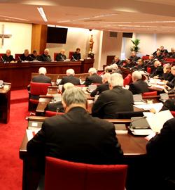 Los obispos españoles se reúnen en asamblea plenaria de la Conferencia Episcopal