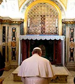 Las reliquias de San Pedro se expondrán por primera vez en la historia al finalizar el Año de la Fe