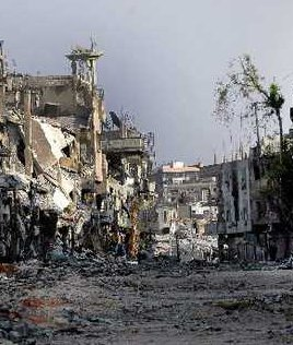 P. Paul Karam: «Hoy sobre el terreno sirio se da una guerra de todos contra todos»