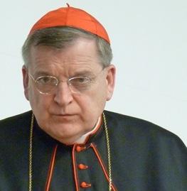 Cardenal Burke: «La Iglesia no puede faltar a la verdad del matrimonio»
