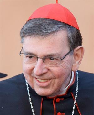 El cardenal Koch insiste en que no hay nada que celebrar respecto a la reforma protestante