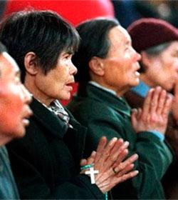 La historia en China de Pedro, sacerdote fiel al Papa