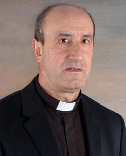 El Papa nombra obispo auxiliar de Santiago de Compostela al sacerdote Jesús Fernández González