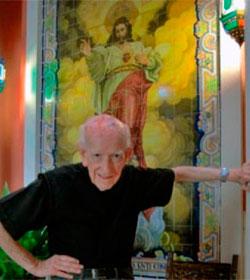 Fallece el P. Loring a los 92 años de edad