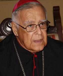 El arzobispo de Coro acusa a Maduro de ignorar la historia de su país al negar el indulto a presos políticos