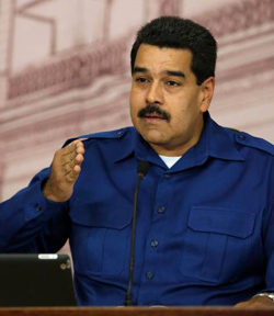 Maduro acusa a la Iglesia en Venezuela de hacer política desde los púlpitos