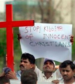 Profesores musulmanes apalean a un cristiano para que deje de ser director de su colegio en Pakistán