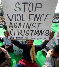 Movilización de los fieles tras el asesinato de un niño cristiano en la India
