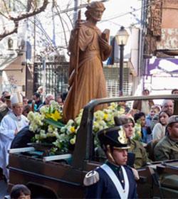 Argentina: Revocado el fallo que impedía festejar el día de Santiago y de la Virgen de Cuyo