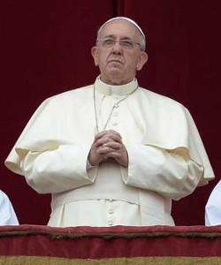 El Papa recuerda y pide el fin de todos los conflictos armados en el mundo