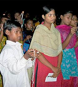 Bangladesh, islamistas atacan a los católicos que «se atrevieron» a votar