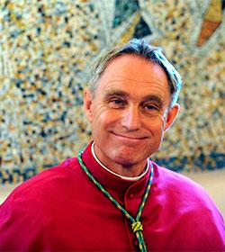 Monseñor Gaenswein: «yo no veo una revolución»