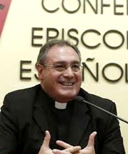 El portavoz de la CEE recuerda a Mons. Uriarte quiénes son los actuales pastores de la Iglesia en el País Vasco