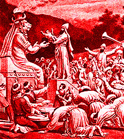 Mons. Sanguinetti compara la cultura abortista con la pagana que adoraba a Moloch