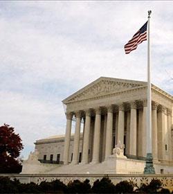 División total en el Supremo de los Estados Unidos sobre la legalización del «matrimonio» homosexual