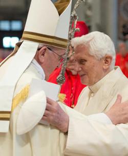 Benedicto XVI: «las especulaciones respecto a mi renuncia son simplemente absurdas»
