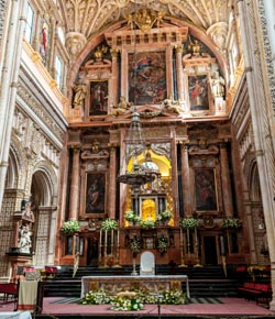 La diócesis de Córdoba asegura que el Centro Unesco de Andalucía no tiene nada que ver con la Unesco