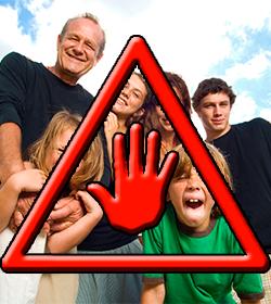 Manifestaciones pedirán este domingo 'Stop a la familiafobía'
