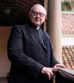 El cardenal Sebastián a los divorciados vueltos a casar: «si uno desea recibir la Eucaristía sabe muy bien lo que tiene que hacer»