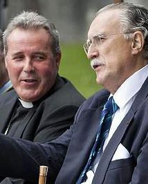Últimas palabras de Iñaki Azkuna al obispo de Bilbao: «Jesucristo salió a buscarme, me encontró y me llamó»