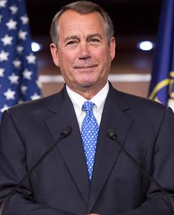 Johan Boehner invita al Papa a visitar el Congreso de los EE.UU