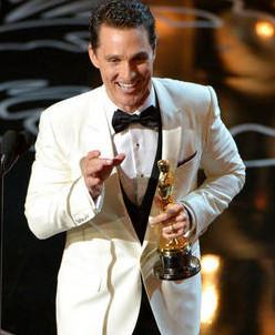 Matthew McConaughey: «Dios me ha dado oportunidades que jamás pensé que estuvieran en mi mano»