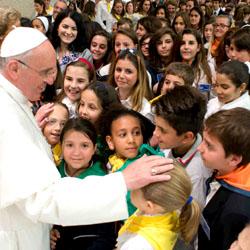 Papa Francisco: «¡Cuántos muchachos de la Acción Católica, por una mala educación de la utopía, terminaron en la guerrilla de los años 70!»