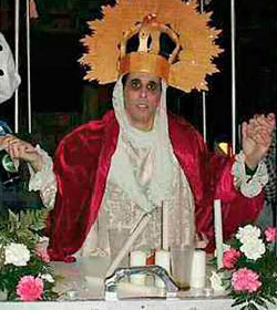 Denuncian al concejal del PP de Jumilla por burlarse de la Virgen María