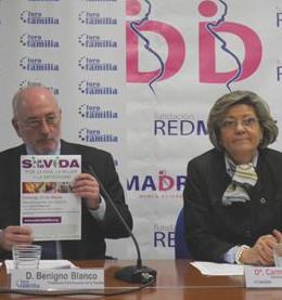 El Foro de la Familia y Red Madre piden al gobierno una «Ley de apoyo a la maternidad»