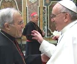 El cardenal Rouco asegura que al Papa le preocupa mucho lo que ocurre en España