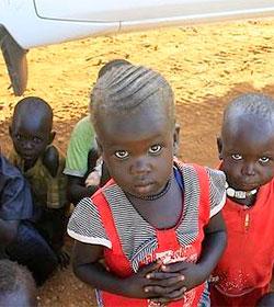 Cáritas lanza un plan urgente de respuesta humanitaria para 100.000 desplazados en Sudán del Sur