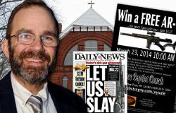 EE.UU: un pastor bautista sortea entre sus feligreses un rifle de asalto