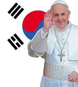 El Papa anuncia que el 15 de agosto se encontrará con los jóvenes de Asia en Corea del Sur