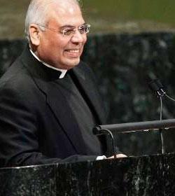 El Vaticano a la ONU: promover el desarrollo y no el aborto y la anticoncepción