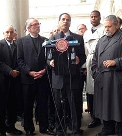 Ninguna confesión religiosa podrá estar en las escuelas de Nueva York