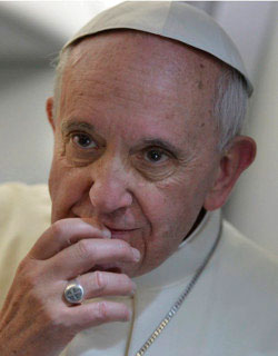 La Santa Sede desmiente que el Papa haya cambiado la doctrina sobre la comunión de los que viven en adulterio