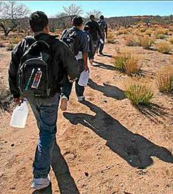 Inmigrantes ilegales se apoyan en la fe para superar dolor de la separación en EEUU
