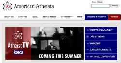 EE.UU: una asociación de ateos lanza un canal de televisión para promover el ateísmo