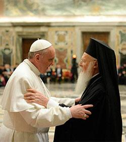 El Papa pide rezar por su viaje «estrictamente religioso» a Tierra Santa